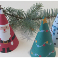 Karácsonyi kúpfigurák - Karácsonyváró ötletek kis kézügyeskedőknek, 4. fejezet