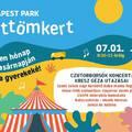 Holnap ismét Pöttömkert a Budapest Parkban a Czutorborsók koncertjével