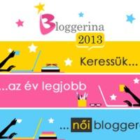 Bloggerina 2013 verseny