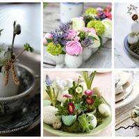 Virágzó tojáshéjak