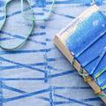 Textilfestés - Különleges minták hétköznapi eszközökkel