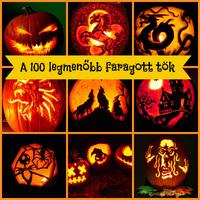 A 100 legmenőbb tökfaragós ötlet 1. rész