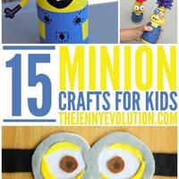 Kreatív Minyonok gyerekeknek