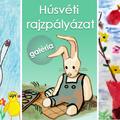 Húsvéti rajzpályázat - Folyamatosan érkeznek az alkotások