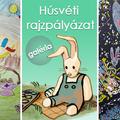 Húsvéti rajzpályázat - Az első versenyzők