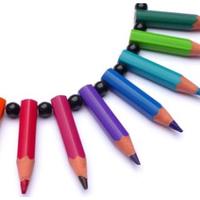 Színes ötletek színes ceruzákkal - A képkeretektől a tolltartókig