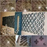 WC-papír guriga újrahasznosítás:  Lakásdíszektől a művészeti alkotásokig