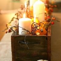 Őszi hangulatban: beltéri dekorációk