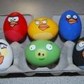 Angry Birds tojások