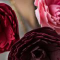 Kézzel készült pünkösdi rózsák