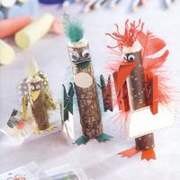 Pritt pályázat - Vidám madárkák természetes anyagokból