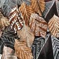 Stresszűző levélrajz és őszi dekoráció
