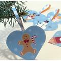 Karácsonyi papírdíszek - Karácsonyváró ötletek kis kézügyeskedőknek, 3. fejezet