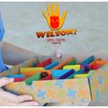 Wilson Klub, 4. fejezet - Labirintus ügyességi játék kartondobozból