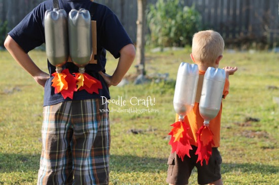 New and improved brother twins jet pack rocket launcher doodlecraft upcycled kids crafts imagination (3).JPG