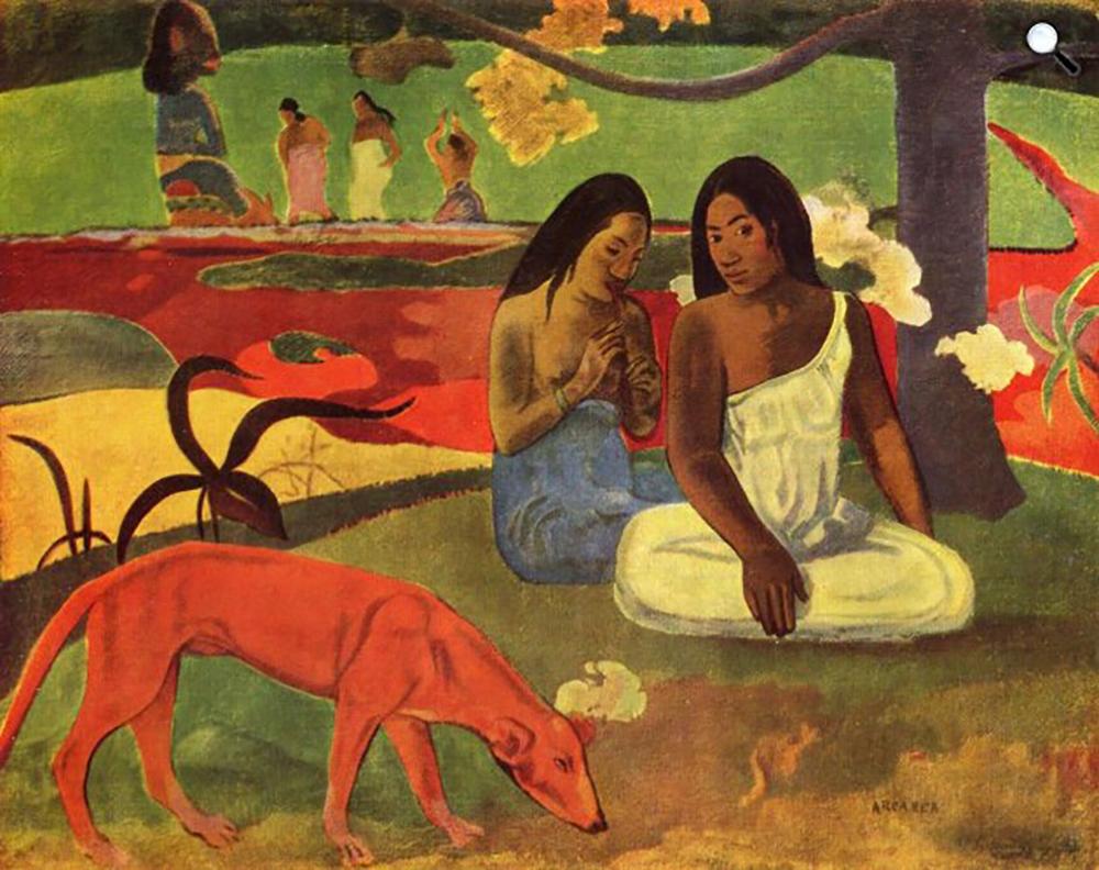 Arearea (Vidámság), 1892