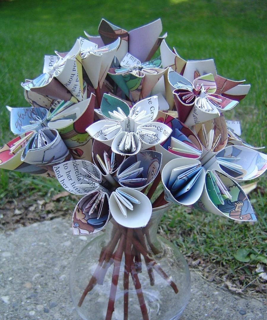 cinderella-paper-flower-bouquet-upcycled-origami-kusudama-flowers-custom-orders-welcome.jpg