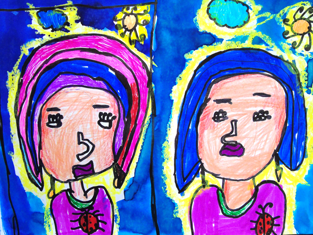 Balogh Edit Boglárka, 8 éves