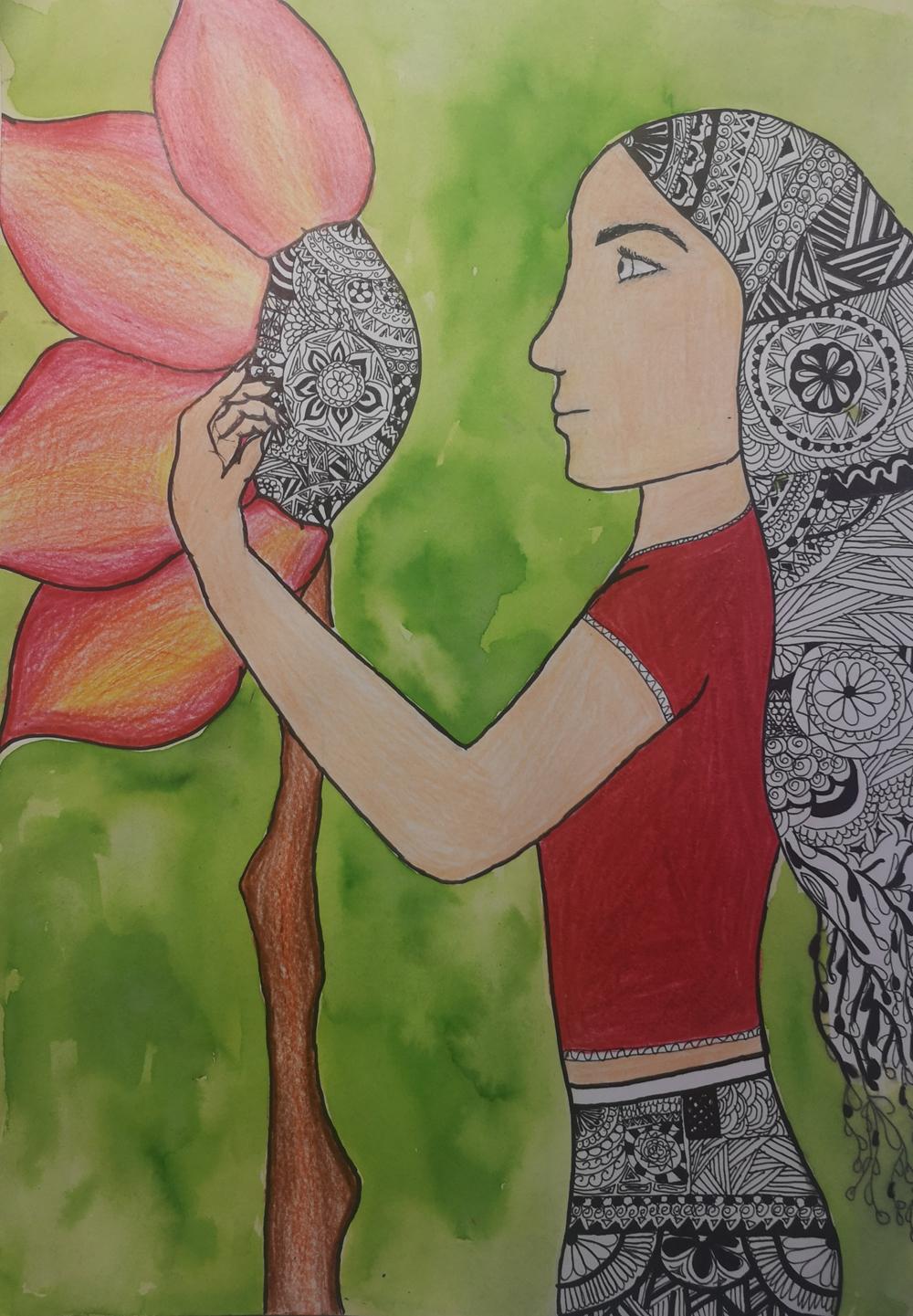 Balogh Orsolya, 12 éves