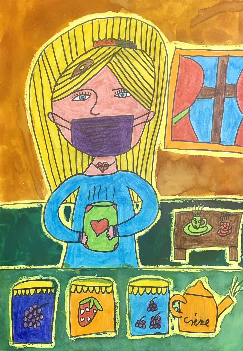 Horváth Liliána, 11 éves