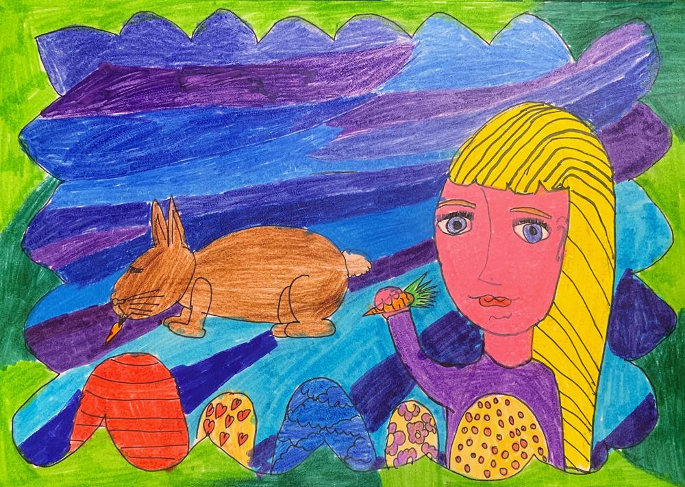 Jenei Réka, 11 éves