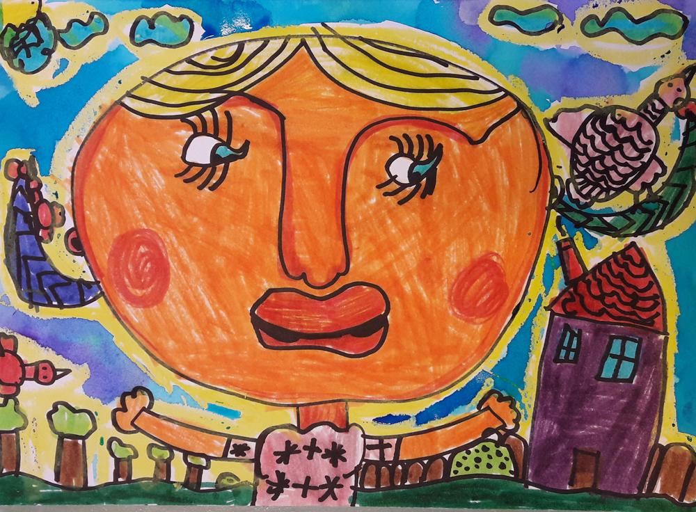 Lakatos Martin Lorenzo, 7 éves