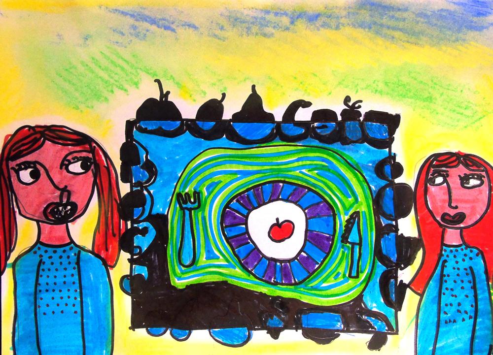 Szikli Titanilla, 9 éves