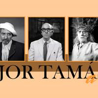 Következő kiállításunk: Major Tamás arcai
