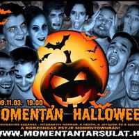 Momentán Halloween