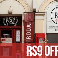 Pályázati felhívás – RS9 OFF 2019