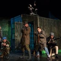 Bemutatták a Balkán Kobrát a Turay Ida Színházban