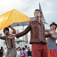 Utcaszínházi fesztivál a Bátori Nyár programján