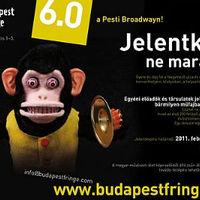 Budapest Fringe Fesztivál 6.0