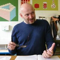 Kreatív Ifjúsági Munka Szimpózium Richard Holmes-szal az Átriumban