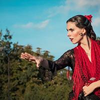 Vérében van a flamenco – interjú Pirók Zsófiával