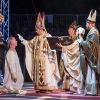 II. András koronázása Fehérváron