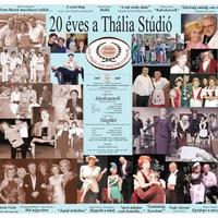20 éves a Thália Stúdió