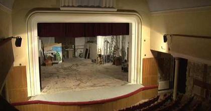 Felújítják az életveszélyes nagykárolyi színházat