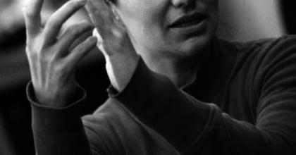 Akiknek a mozdulat a költészetük - Interjú Ladjánszki Mártával