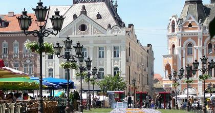 Újvidék lesz Európa egyik kulturális fővárosa 2021-ben