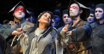 Xerxes, Turandot, Anyegin - Kovalik rendezések az Operában