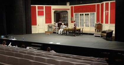 Nem fizetek! - Karneválszínházi előadás készül Szombathelyen