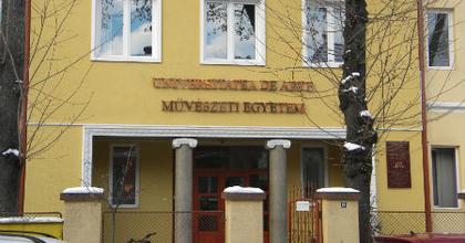 Őszi felvételit hirdet a Marosvásárhelyi Művészeti Egyetem