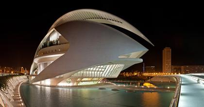 Olmásveszély miatt bezárták a valenciai operaházat