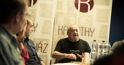 Szajré - Fergeteges bűnügyi komédiára készül a Karinthy Színház