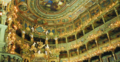 Residenztage - rendezvénysorozat a bajor őrgrófi operában