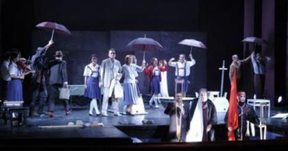 Õsbemutató a kecskeméti Katona József Színházban