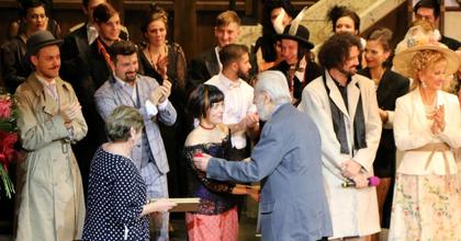 Czakó Julianna kapta a Domján Edit-díjat
