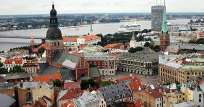 Bemutatta 2014-es EKF-programját Riga
