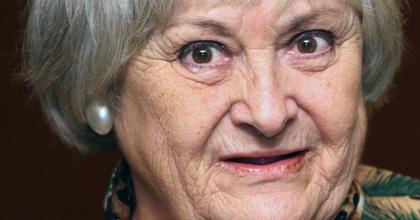 Meghalt Egervári Klára színésznő